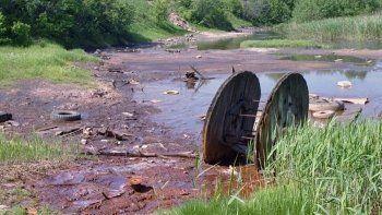Река Тагил попала в список самых загрязнённых водоёмов России