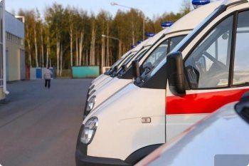 Врачам Нижнего Тагила передали новые автомобили скорой помощи