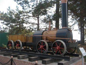 «Уралвагонзавод» установит в Нижнем Тагиле два макета паровоза Черепановых