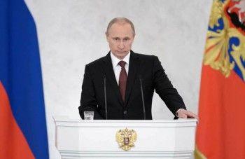 Россию и Путина не одобряют в большинстве стран мира