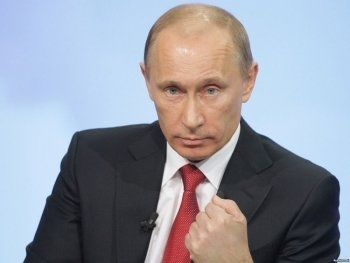Электоральный рейтинг Путина вернулся к рекордной отметке