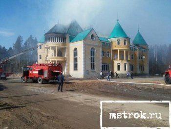 Прокуратура проверит законность работы сгоревшего кафе «Девичья башня»
