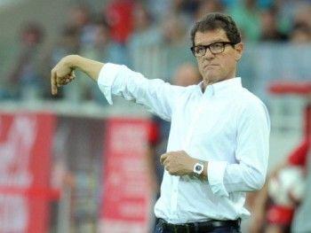 СМИ: Капелло расторг контракт с российской сборной