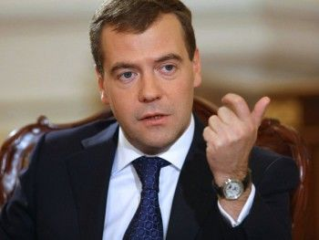 Медведев: «Бюджет получился весьма жестким»