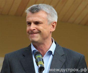 Сергей Носов заработал в 2013 году меньше своего подчинённого