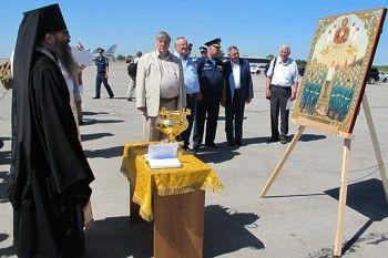 Тагильчане вдохновили Проханова на создание иконы со Сталиным