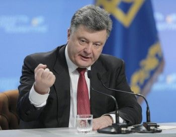 Порошенко запретил фильмы и сериалы о российских силовиках