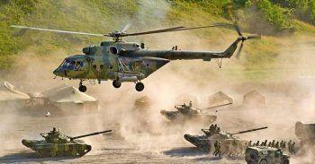 Воздушное пространство на юге России закрыто из-за военных учений