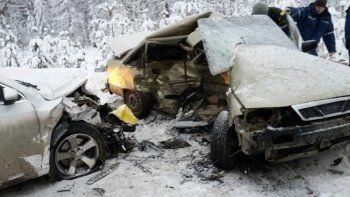 Под Нижним Тагилом в ДТП погиб водитель
