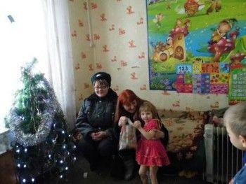 В дни новогодних каникул тагильские полицейские стали Дедами Морозами