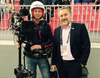 Президент телекомпании «Ермак» Андрей Муринович опроверг слухи о банкротстве полпредского канала
