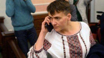 Савченко призвала Украину признать Крым российским ради Донбасса