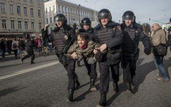 Арестованные после митинга «Он нам не Димон» пожаловались на угрозы