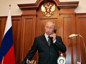 Путин и Трамп провели первые телефонные переговоры после выборов в США