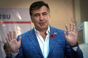 Саакашвили объявил об отставке с поста губернатора Одесской области