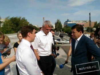 Область перечислила обещанные Нижнему Тагилу 32 млн рублей на строительство моста