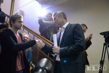 Евгений Ройзман вступился на суде за «ловца покемонов» Руслана Соколовского
