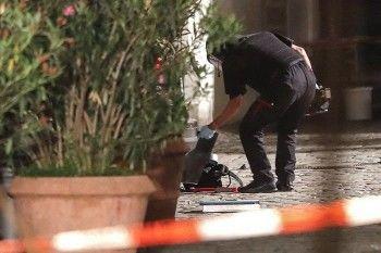 Сирийский беженец взорвал бомбу в немецком Ансбахе (ФОТО)