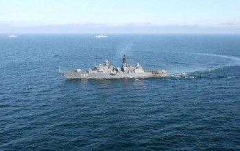 США обвинили российский флот в опасных манёврах