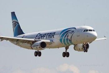 В пропавшем лайнере Egypt Air находились граждане 12 стран