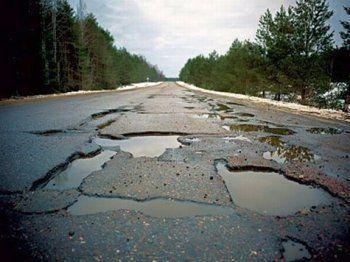 Росавтодор объяснил преимущества плохих дорог