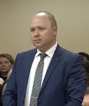 Службу заказчика городского хозяйства возглавил Сергей Бобрецов