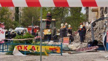 Пострадавший от взрыва газа дом в Волгограде снесут
