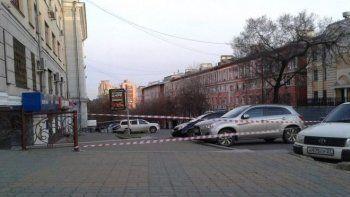 Замначальника управления Нацгвардии в Хабаровске уволили из-за нападения на приёмную ФСБ