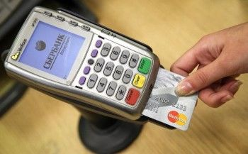 В платёжной системе Сбербанка произошёл масштабный сбой