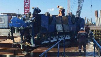 Пятеро пострадавших при падении автобуса в море на Кубани выписаны из больницы