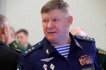 Появилось видео аварии с командующий ВДВ Андреем Сердюковым (ВИДЕО)