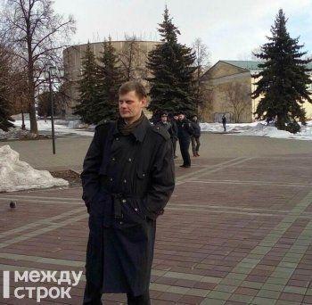 Активист Илья Коровин подал в мэрию уведомление о проведении в Нижнем Тагиле ещё одного митинга 12 июня