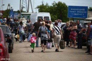 Беженцев могут расселить на Вагонке и Старателе
