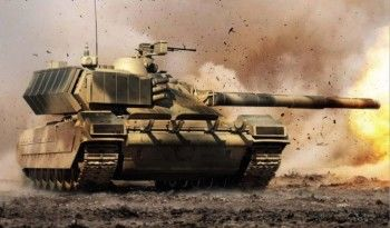 УВЗ работает над беспилотным танком