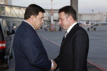 Холманских прокомментировал своё участие в выборах свердловского губернатора