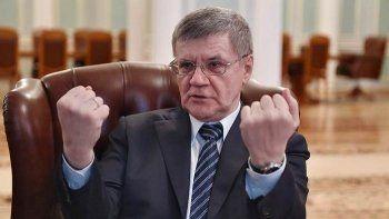 Росреестр изменил имена сыновей генпрокурора Чайки на «ЛСДУ3» и «ЙФЯУ9»