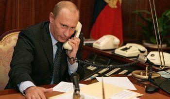 Администрация президента готова опубликовать запись скандальной беседы Путина с Баррозу