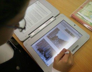 Электронные версии учебников появятся до 2015 года