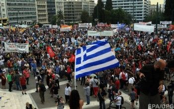 Греки сказали Евросоюзу «нет»