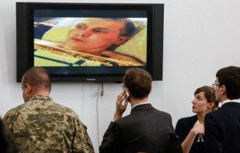 Киев назвал постановочным интервью с женой пленённого на Донбассе россиянина