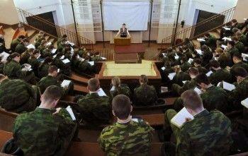 Минобороны хочет ликвидировать военные кафедры в вузах