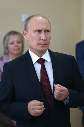 Такой противоречивый Путин