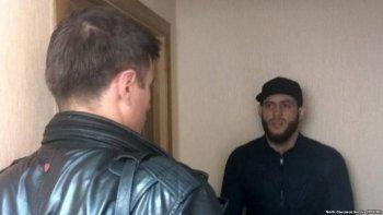 Бойца ММА Амриева пытались задержать в Пятигорске