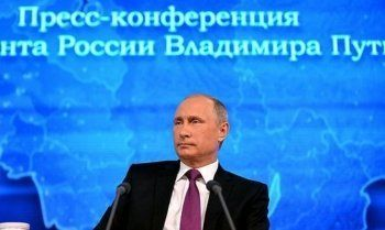 Пресс-конференцию Путина перенесли из-за прощания с убитым послом