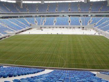 FIFA признала выдвижное поле «Зенит Арены» непригодным для соревнований