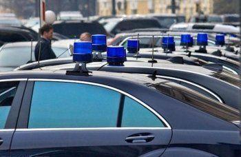 Путин увеличил число машин с мигалками для Госдумы