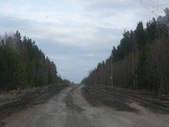 ГИБДД Свердловской области закрыла более 20 километров аварийной автодороги регионального значения
