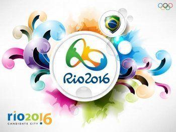 В Шереметьево проводили около 70 российских спортсменов на Олимпиаду