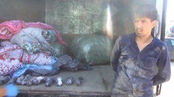 Свердловские силовики задержали фуру героина из Киргизии
