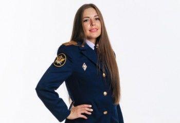 Тагильчанка борется за звание самой красивой сотрудницы ФСИН